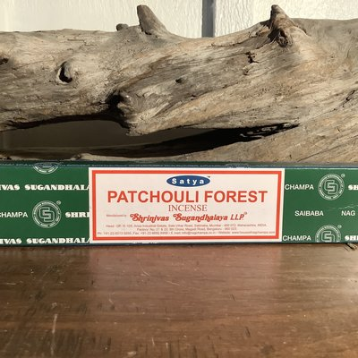 SATYA 15g Patchouli Forest