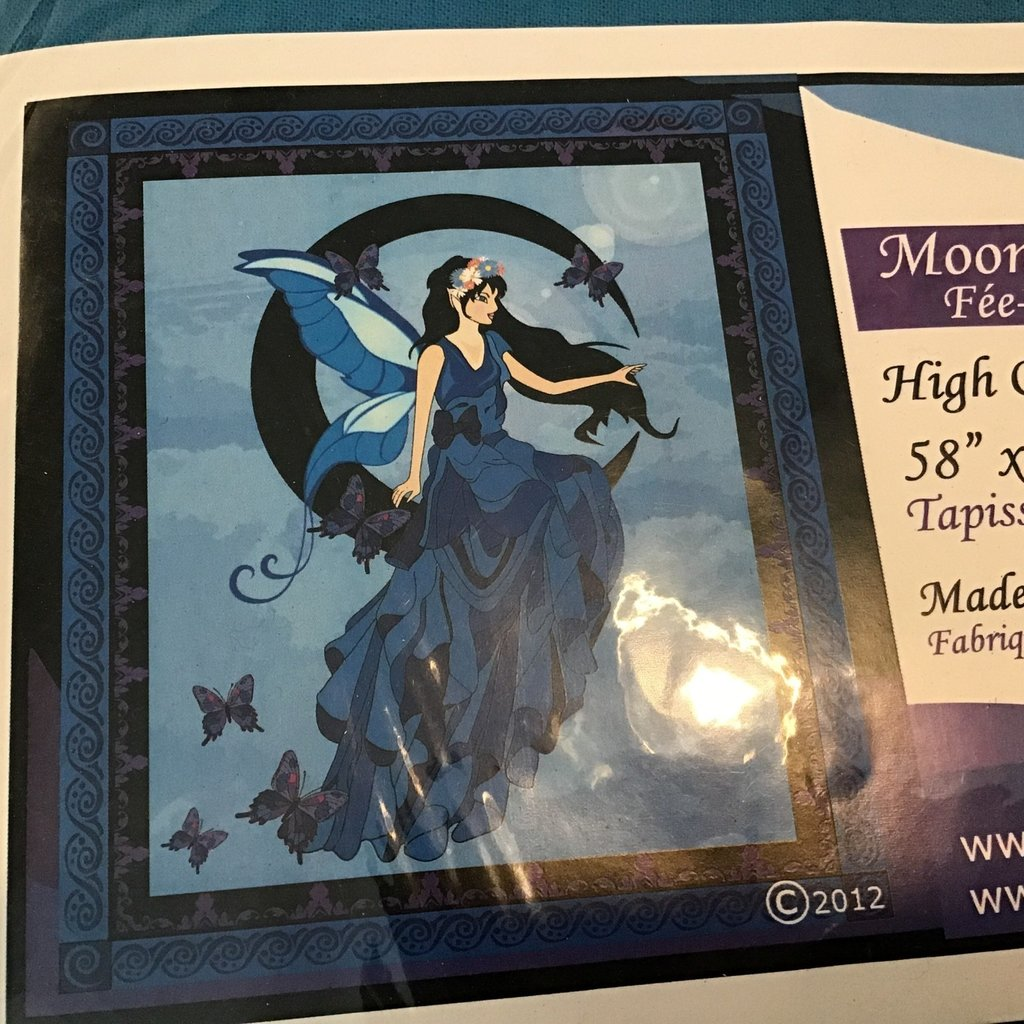 Moon Fairy Tapestry