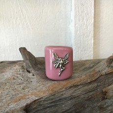 Ritual Candle Holder Pink Fairy