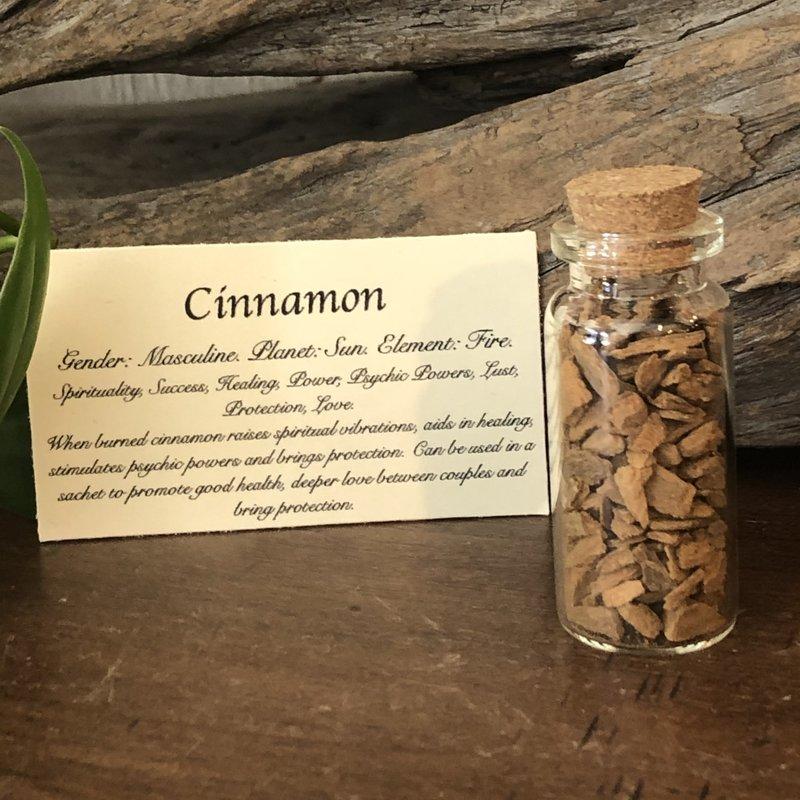 Cinnamon Jar