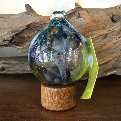 "Kitras Glass Ball 2"" Tree of Mindfulness"