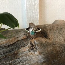 Aquamarine Ring Size 9