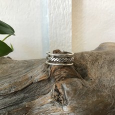 Adjustable Clamp Ring Size 8