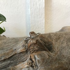 Braided Stack Ring Size 8.5