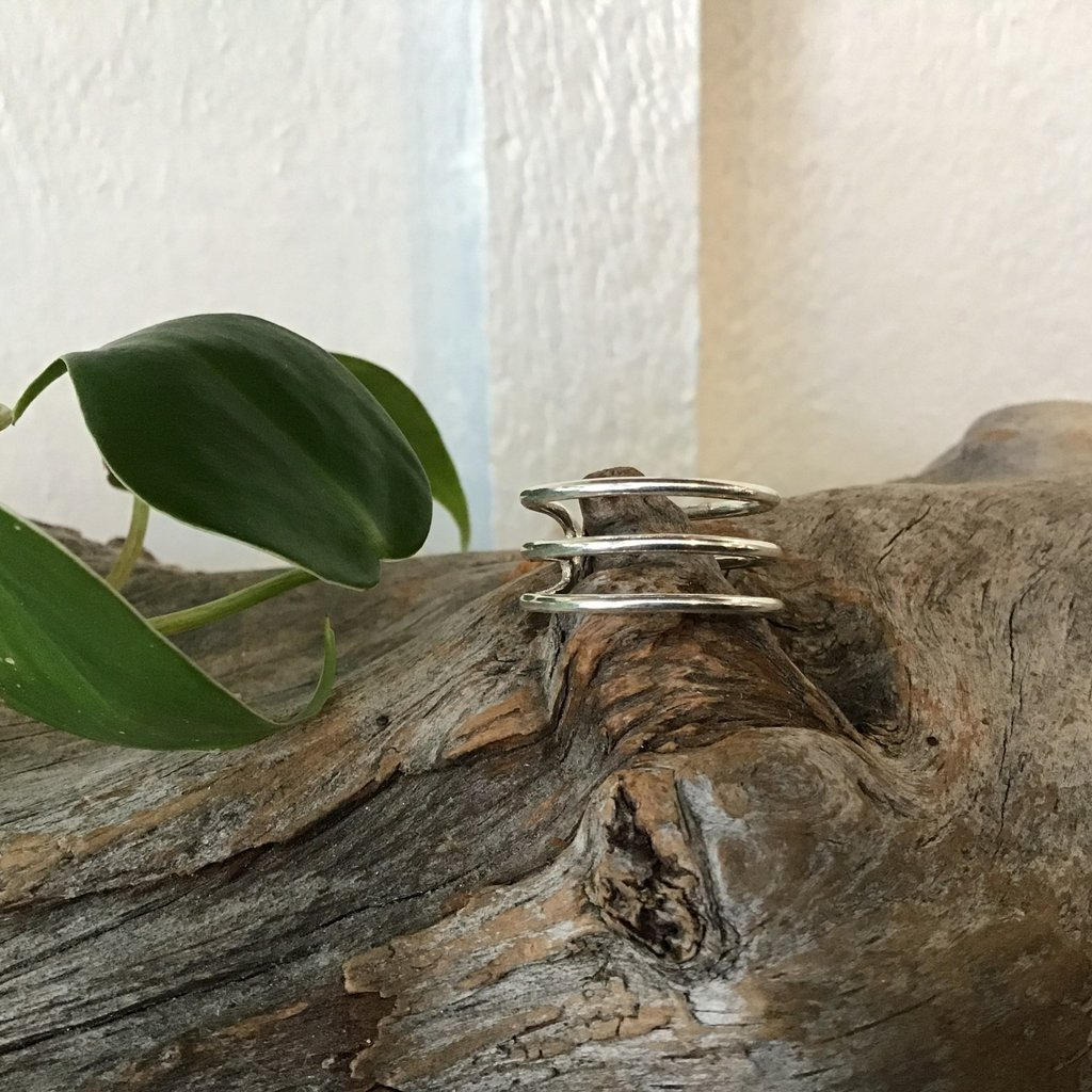 Adjustable Ring Size 8