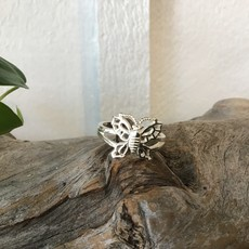 Butterfly Ring Size 7.5