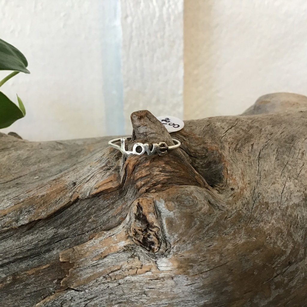 Love Ring Size 8