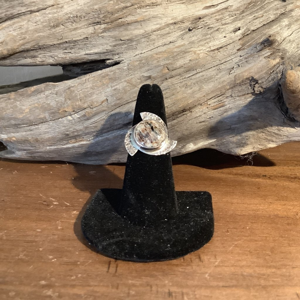 Astrophyllite Ring Size 7