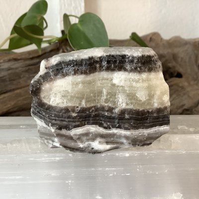 Zebra Calcite Raw