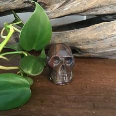 Tiger Iron Skull