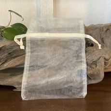 Mesh Bag Ivory Medium