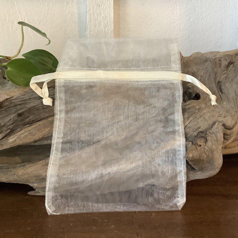Mesh Bag Ivory Large