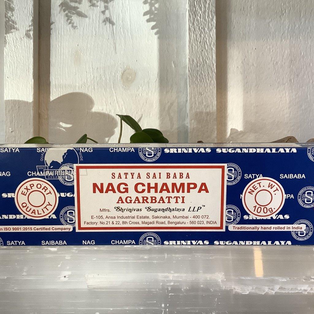 SATYA 100g Nag Champa