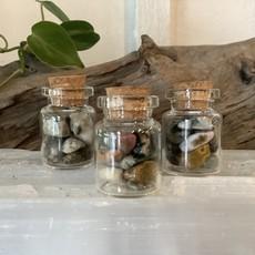 Ocean Jasper Mini Jar