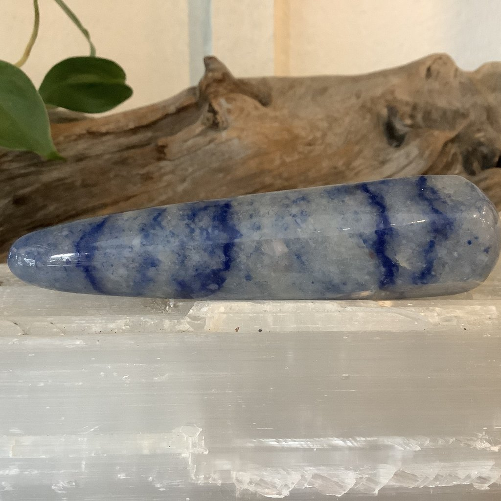 Blue Aventurine Wand