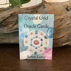 Crystal Grid Oracle Cards