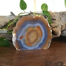 Natural Agate Polished Slab