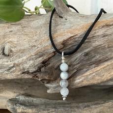 Labradorite Rope Necklace
