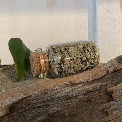 Blue Sage and Eucalyptus Jar