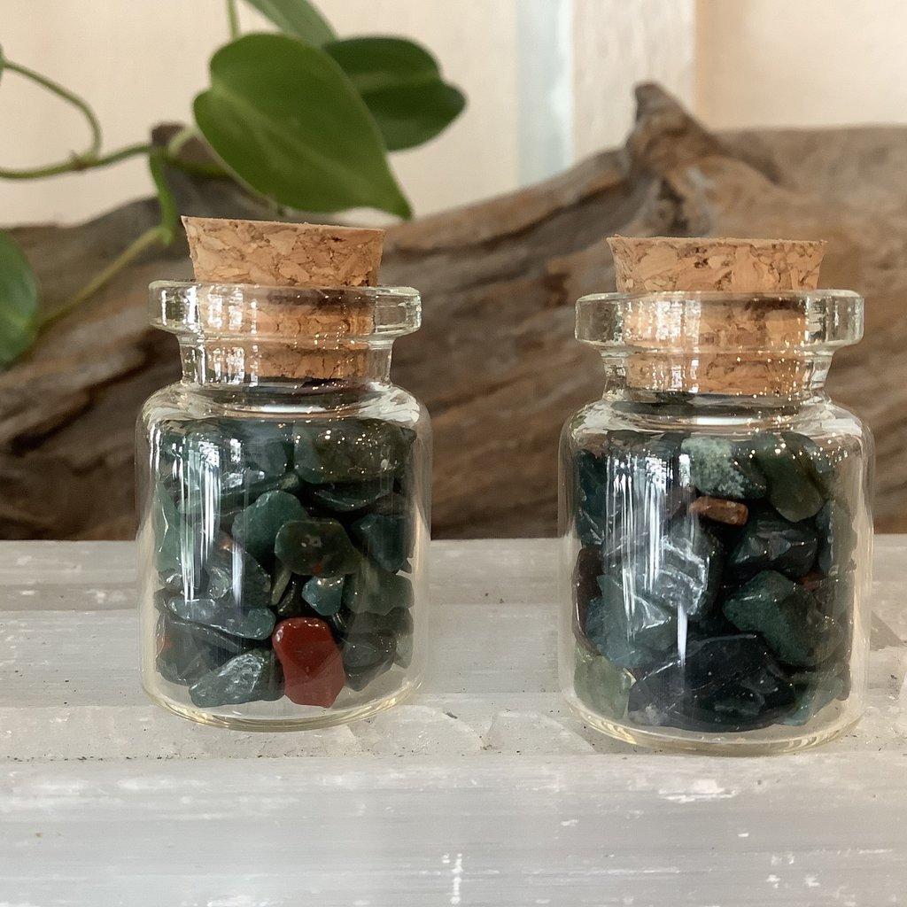 Bloodstone Mini Jar