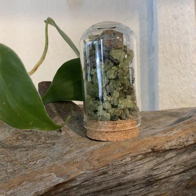 Peridot Mini Jar