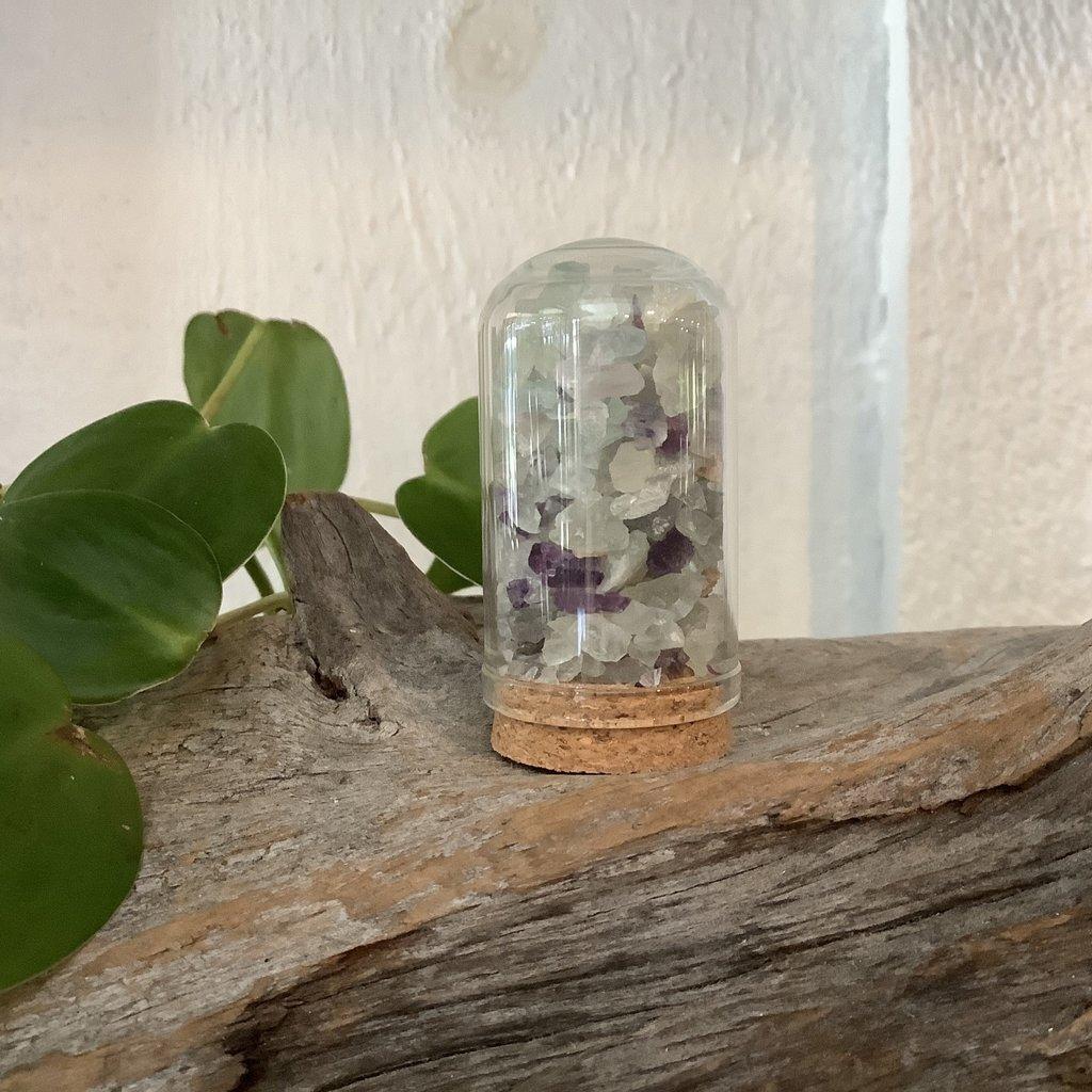 Fluorite Mini Jar