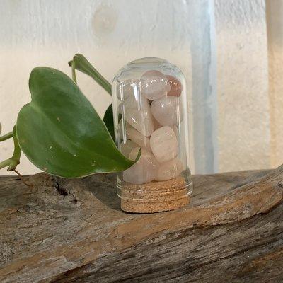 Pink Petalite Mini Jar