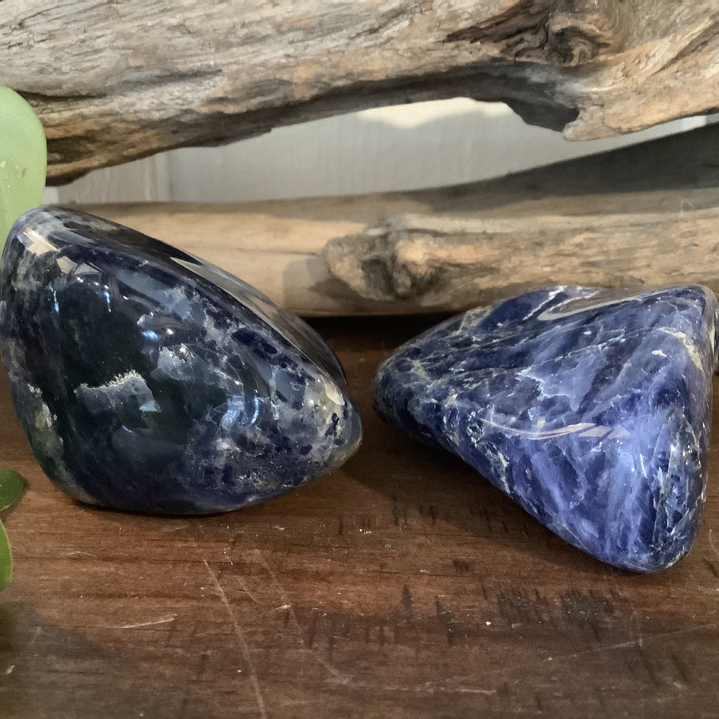 * Sodalite Large Tumbled