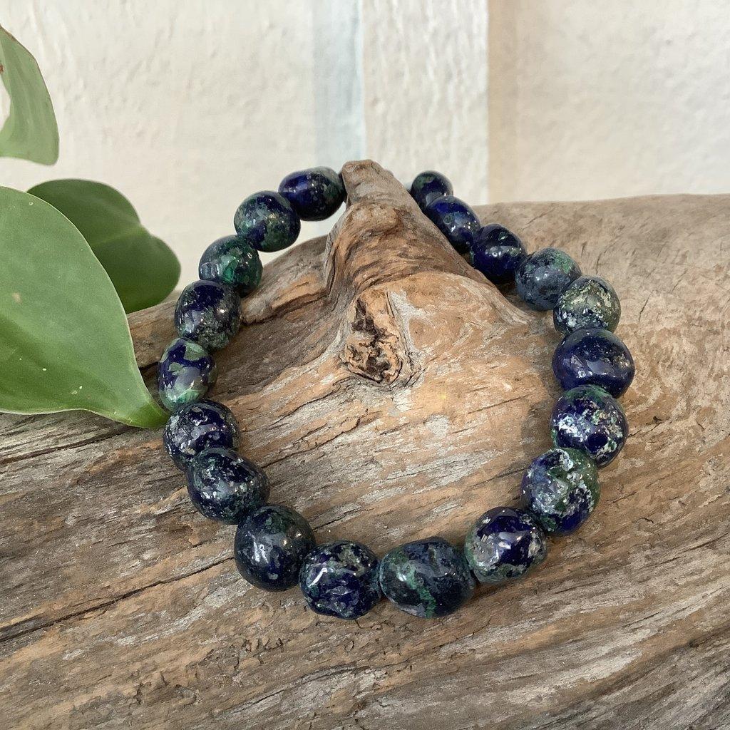Azurite Bracelet
