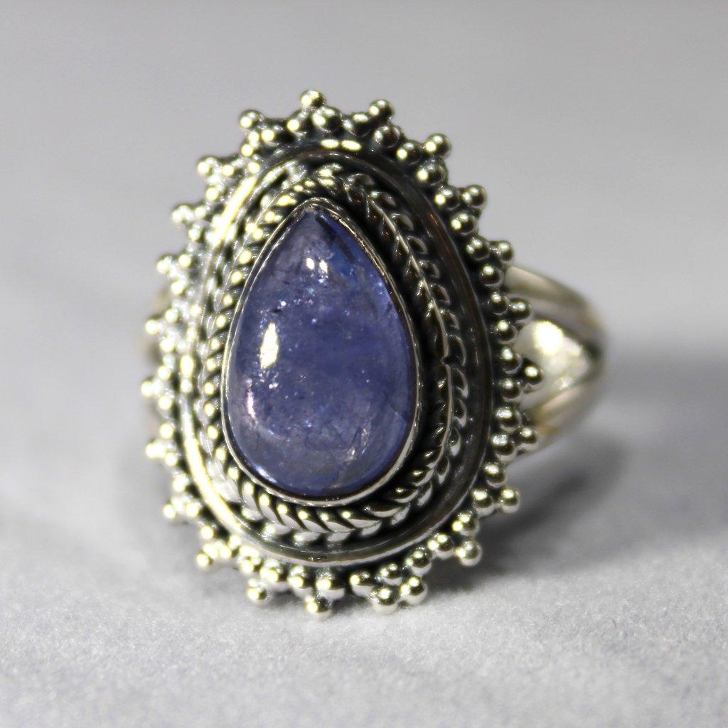 Tanzanite Ring Size 7