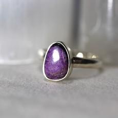 Phosphosiderite Ring Size 7