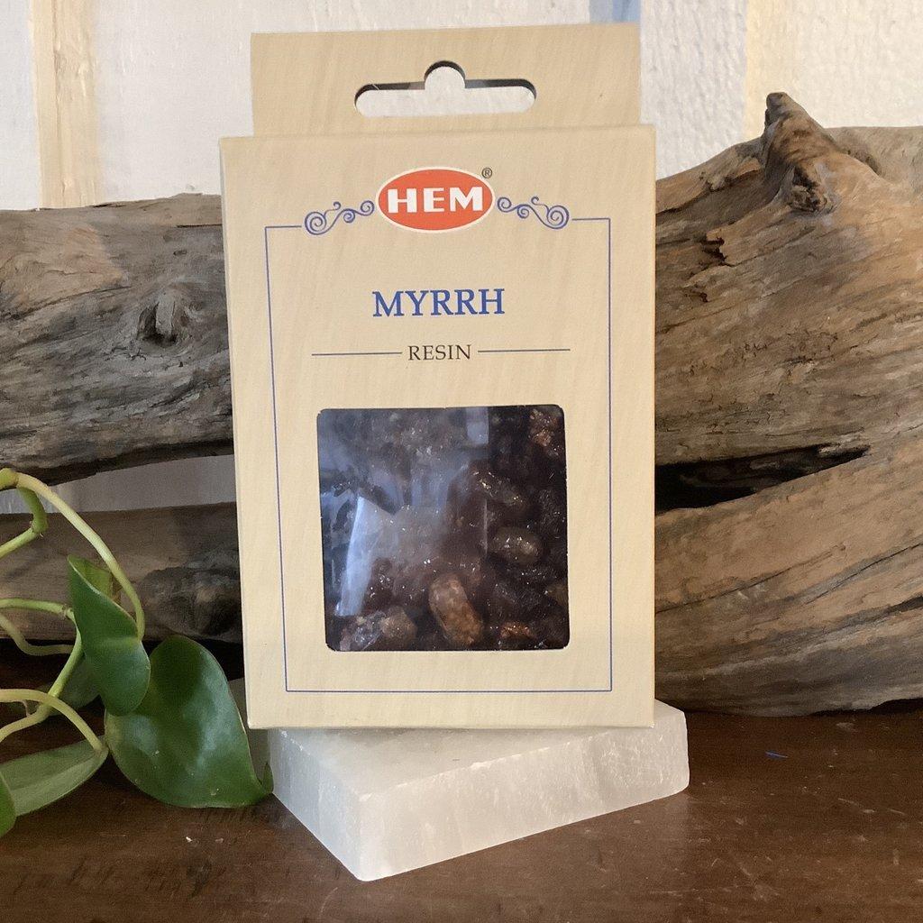 HEM Myrrh Resin