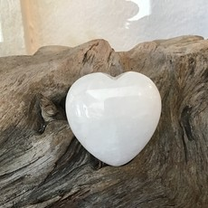 Quartz Puffy Heart