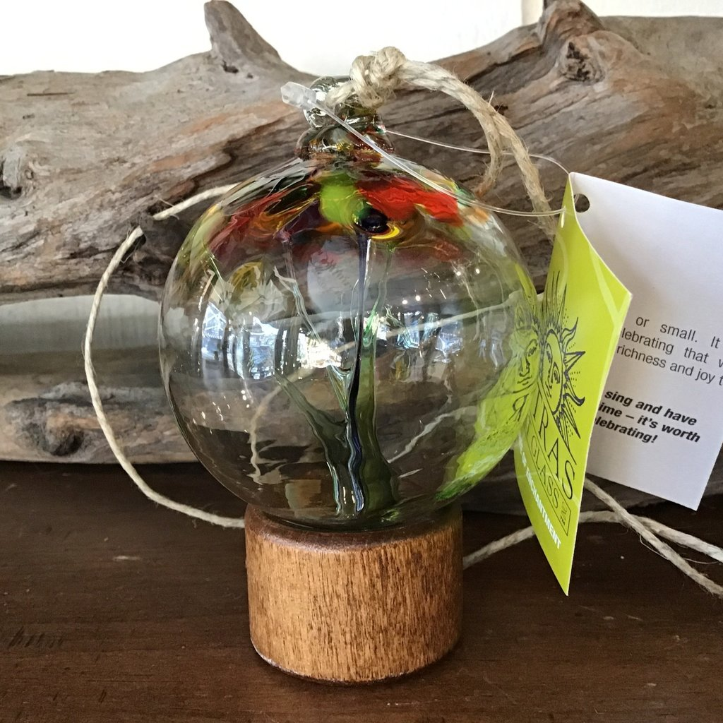 "Kitras Glass Ball 2"" Tree of Celebration"