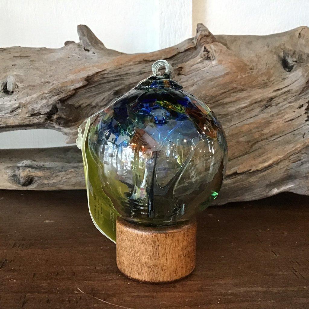 "Kitras Glass Ball 2"" Tree of Hope"
