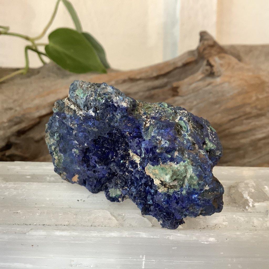 Malachite and Azurite Raw
