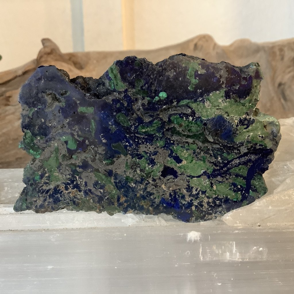 Azurite Slab