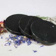Black Tourmaline Plate