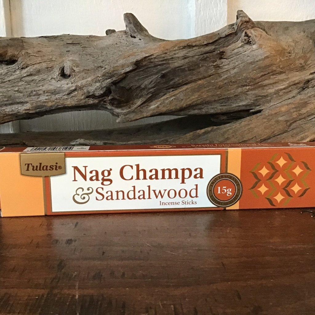 Nag Champa and Sandalwood 15g
