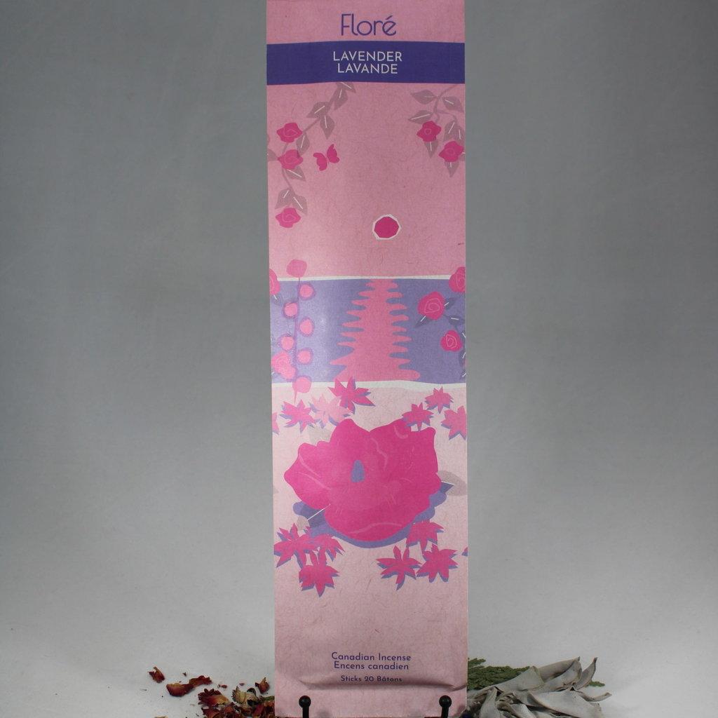 Flore Incense Lavender