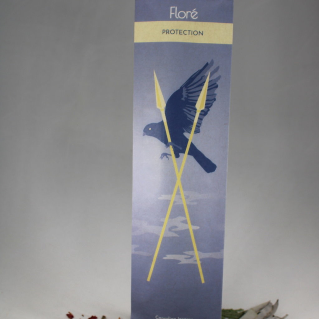 Flore Incense Protection