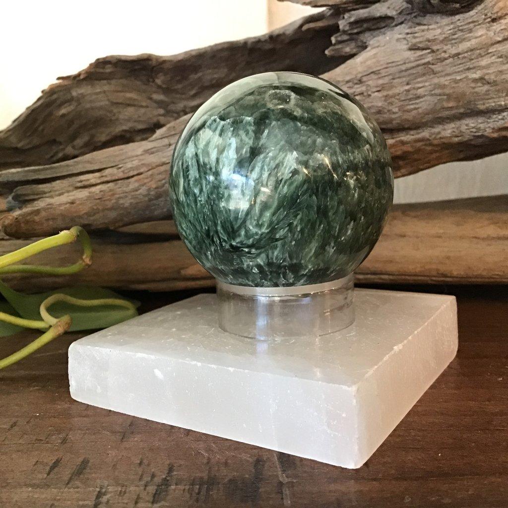 Seraphinite Sphere