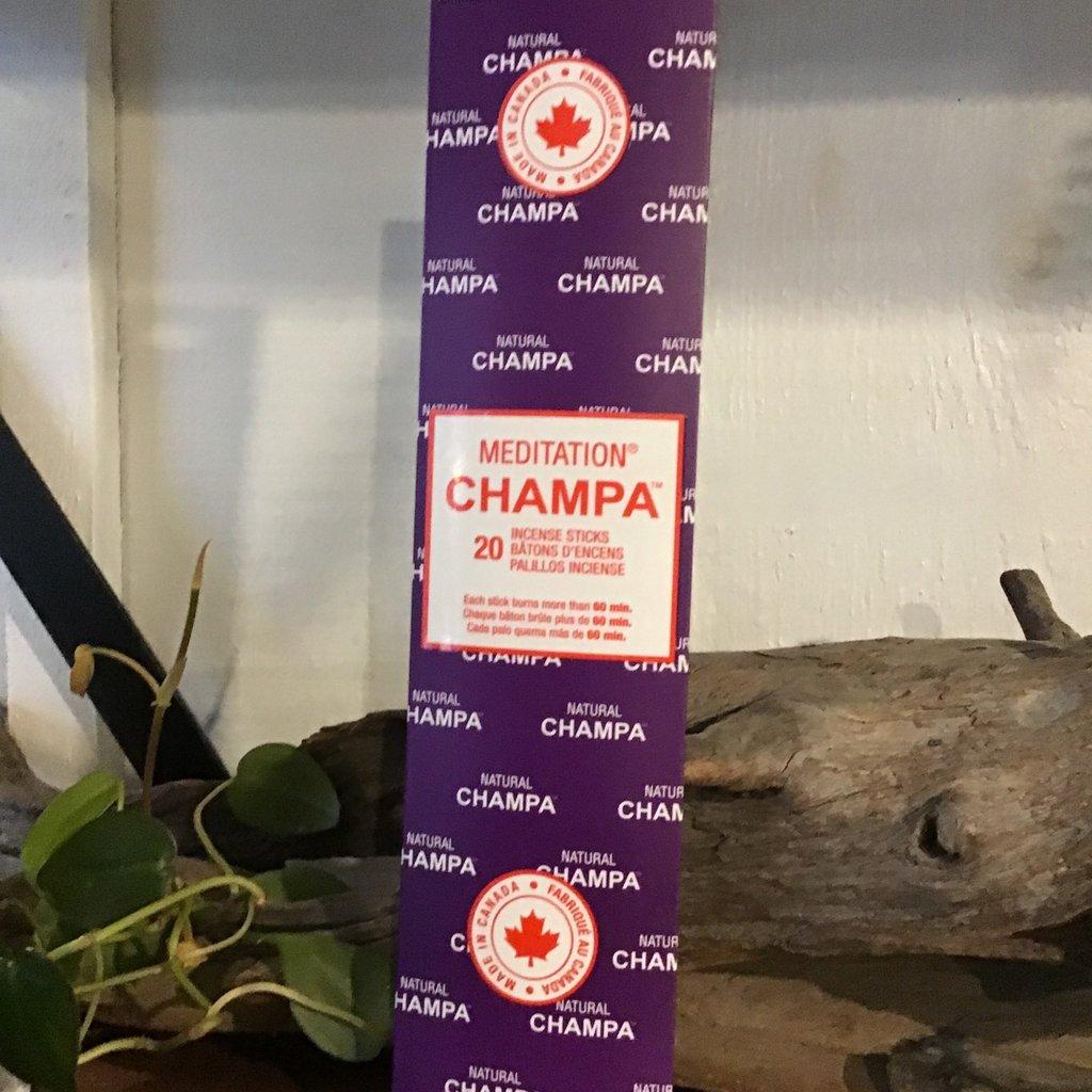 Meditation Champa