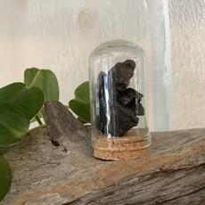 Black Tourmaline Mini Jar