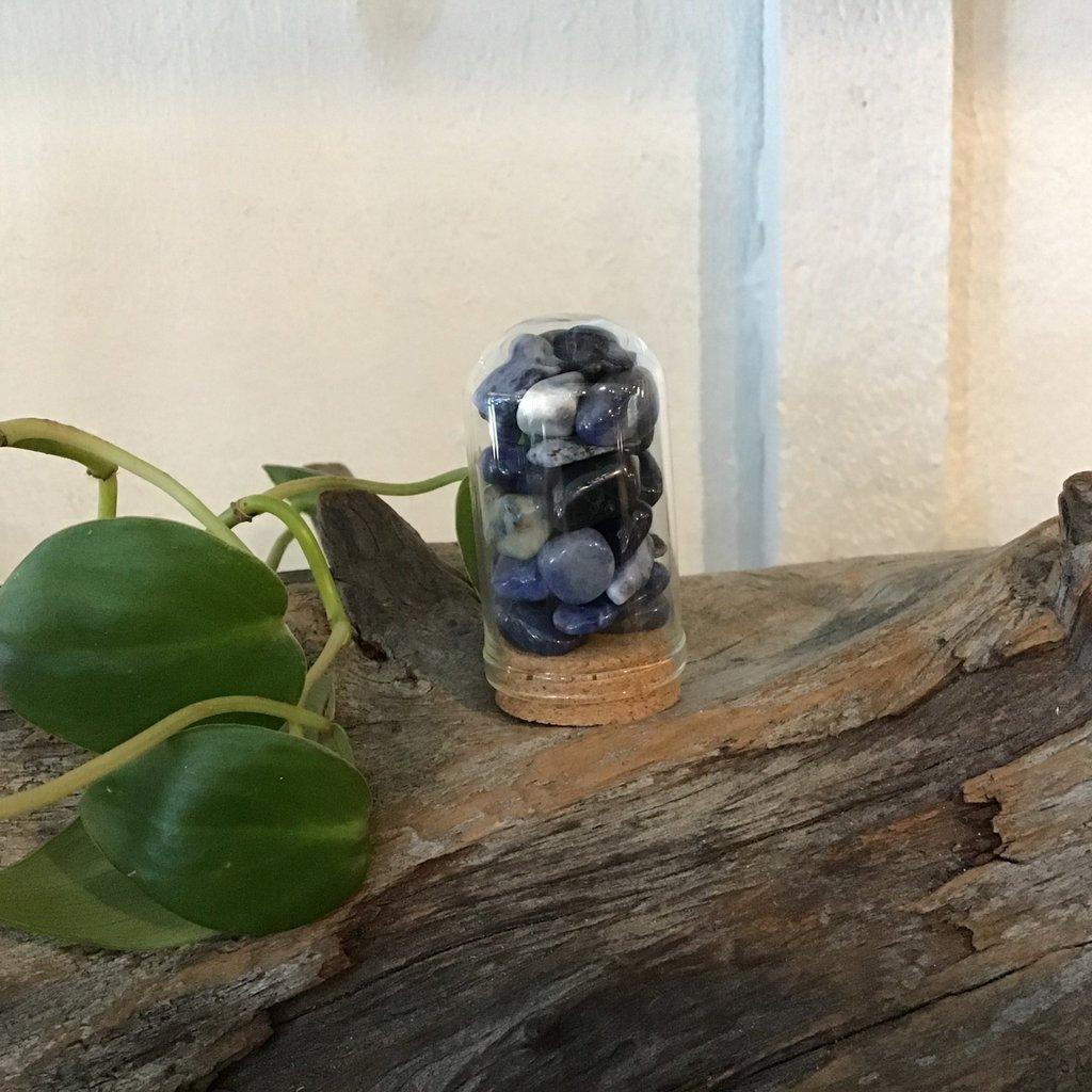 Sodalite Mini Jar