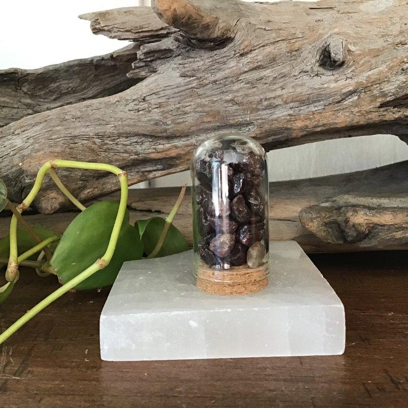 Garnet Mini Jar