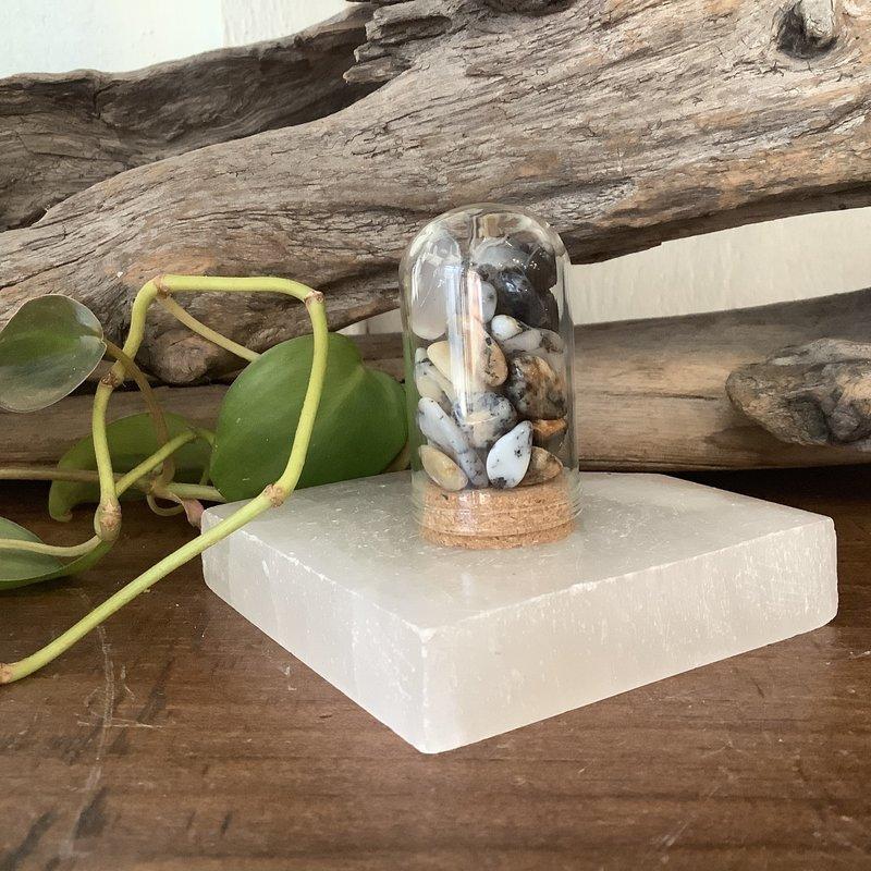 Merlinite Mini Jar