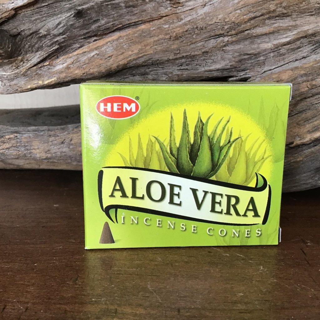 Aloe Vera Cones