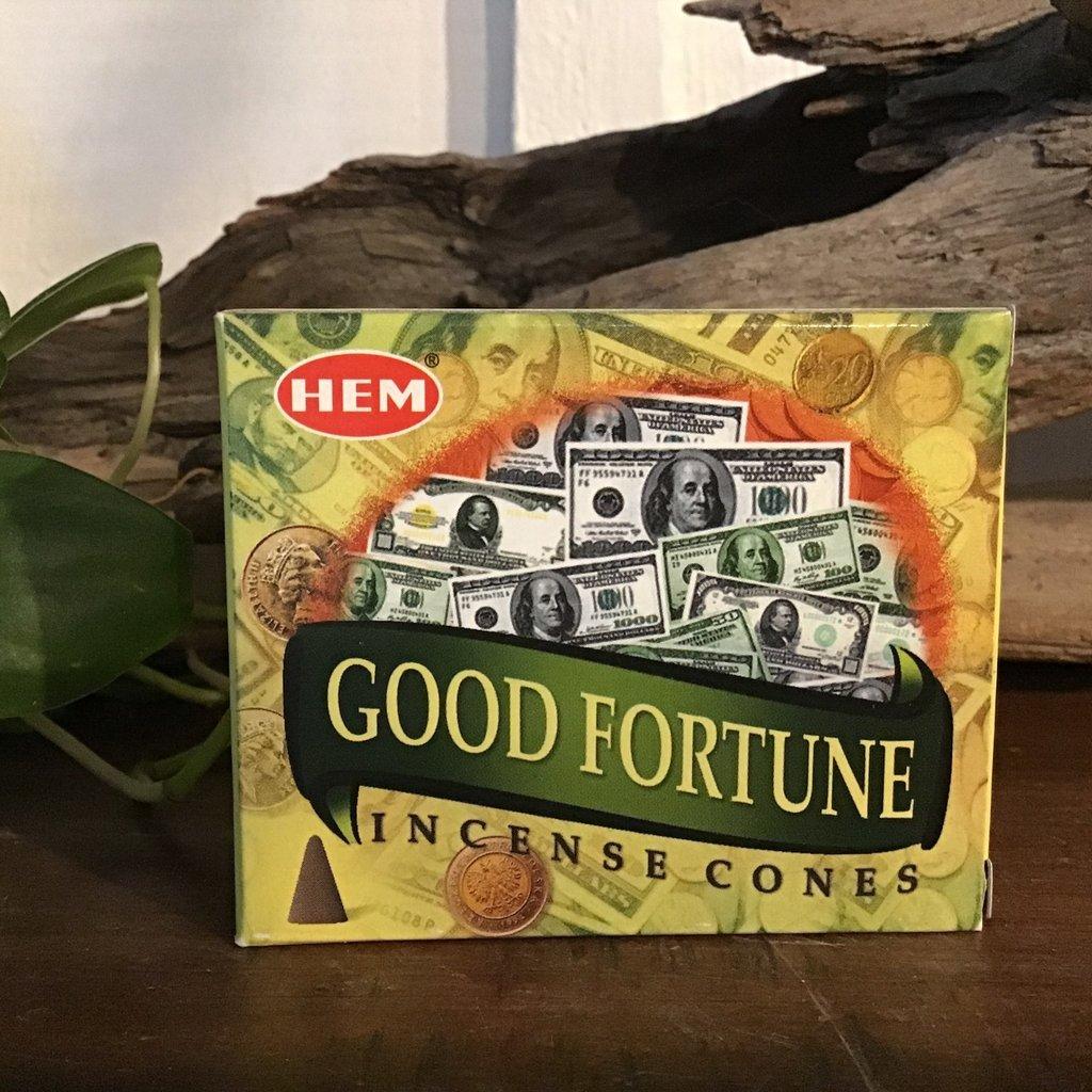 Good Fortune Cones