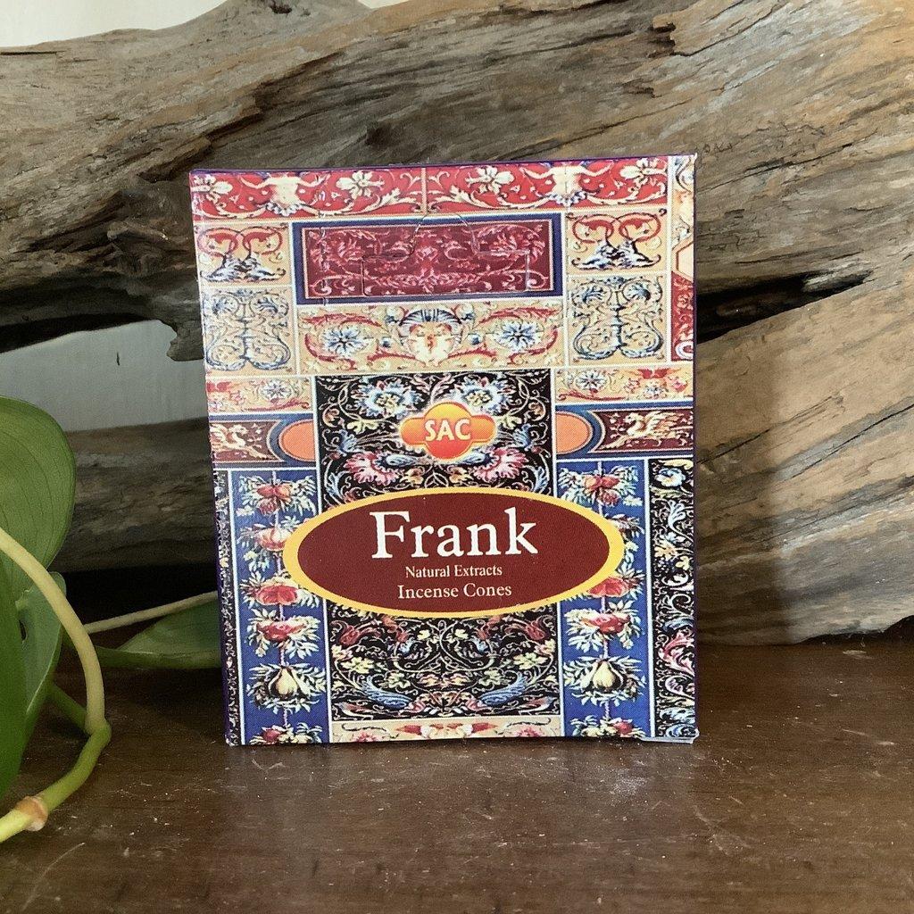 Sac Frank Cones